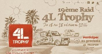 19ème édition: 4L Trophy 2016