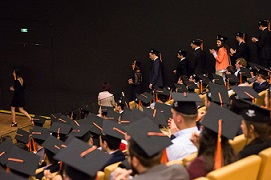 ICN BUSINESS SCHOOL - Remise des diplômes
