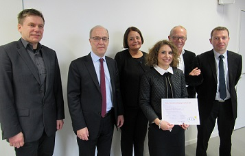 Le Prix de l'innovation pédagogique du fonds ICN
