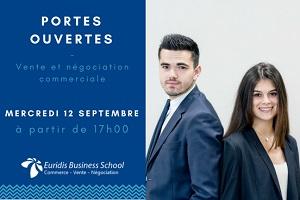 EURIDIS BS - Portes ouvertes le 12 septembre 2018