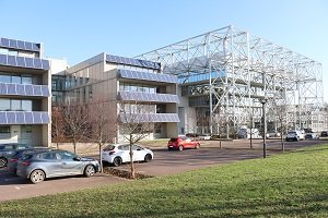 Negociance Business School - campus