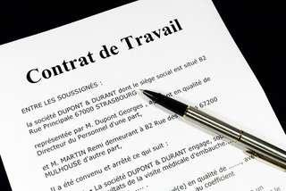 Les principaux contrats de travail