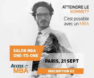 Salon Access MBA samedi 21 septembre 2019