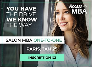 Salon Access MBA samedi 25 janvier 2020