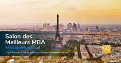 QS World MBA Tour - Samedi 9 mars 2019