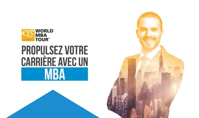 Salon QS World MBA Tour à Paris le Samedi 4 mars 2017
