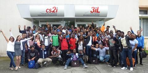 Le Groupe 3iL accueille 60 étudiants internationaux en cette rentrée 2014