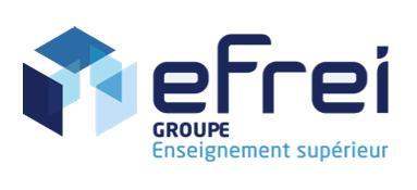 Ateliers RH : 40 entreprises coachent les élèves des écoles d'ingénieur du Groupe Efrei