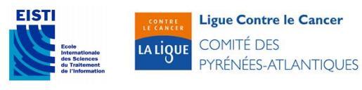 Les toiles d'espoir : Exposition au profit de la Ligue Contre le Cancer du 10 au 13 décembre à l'EISTI