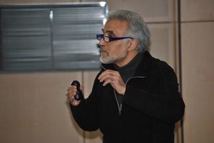 Khalid Lafdi, professeur à l'université de Dayton