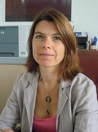 Nathalie BRANGER, directrice des Relations Internationales et des Partenariats Entreprises de l'ENSTA ParisTech.