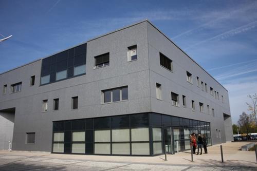 éco-bâtiment de l'EPF Troyes