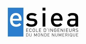 Un changement d'identité visuelle à l'ESIEA  accompagne les mutations d'une école en phase avec son époque
