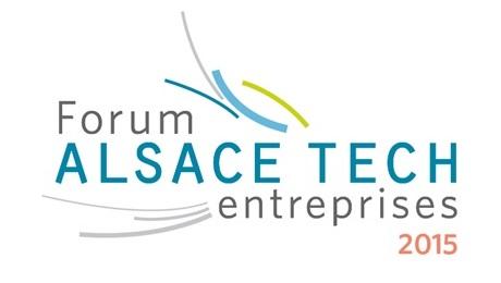 Forum Alsace Tech entreprises 2015