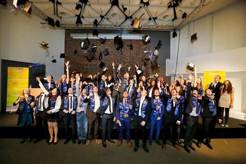 ECAM Strasbourg-Europe : Remise des diplômes 2015