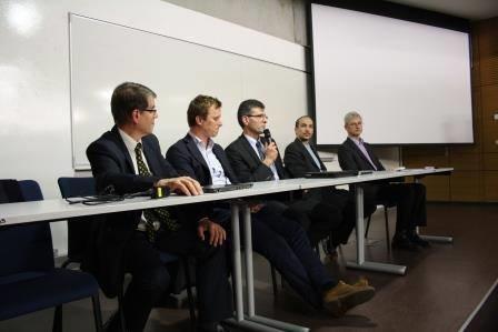 Conférence Usine du Futur : Enjeux et retours d'expériences - ECAM Strasbourg