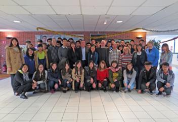 41 étudiants chinois pour la « Winter School » de l'EFREI