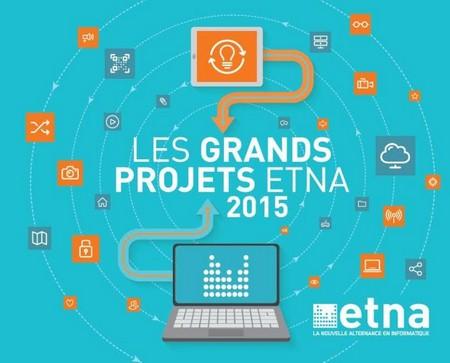 Innov'Camp de l'ETNA : 3 temps forts au service de l'innovation du 29 au 31 janvier 2015