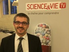 Hervé Leyrit, directeur de la formation « Ingénieur en Géologie » à LaSalle Beauvais