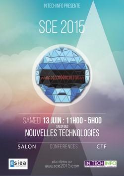 5e édition du salon Student Computer Experiment (SCE)