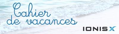 IONISx - Cahier de vacances