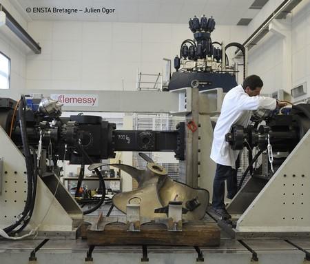 ENSTA Bretagne et DCNS créent un laboratoire commun de recherche et d'innovation Gustave Zédé