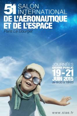 51ème Salon du Bourget du 15 au 21 juin 2015