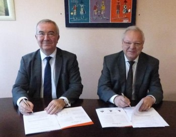Messieurs les Présidents J.P Limousin et J.M Chavarochette