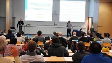 15e journées de l'hydrodynamique du 22 au 24 novembre à l'ENSTA Bretagne