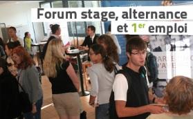 8e Forum du stage, de l'alternance et du premier emploi à l'ESA