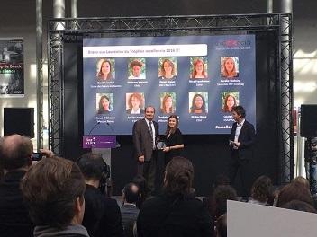 Esaip - Trophée Excellencia 2016