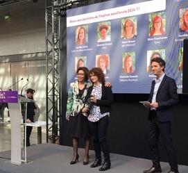 La remise de prix du Trophée Excellencia 2016