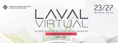 Salon Laval Virtual 2016