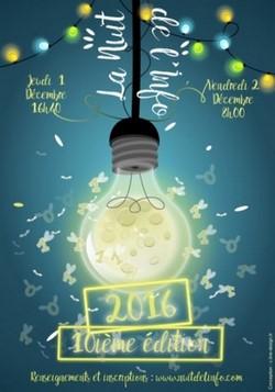 Nuit de l'Info 2016