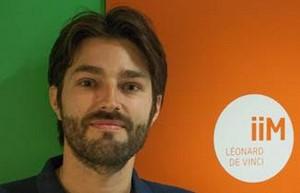 Thomas Nicolet, nommé Responsable de l'axe Jeu Vidéo à l' IIM