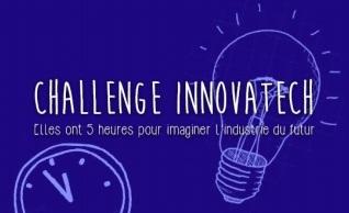 Le 1er Challenge InnovaTech Elles bougent