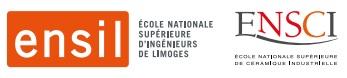 ENSCI : École Nationale Supérieure de Céramique Industrielle - ENSIL