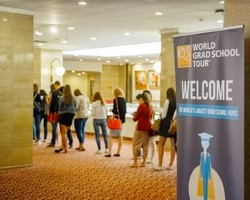 Salon Masters QS WORLD GRAD SCHOOL TOUR