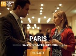 Salon QS World MBA Tour Paris