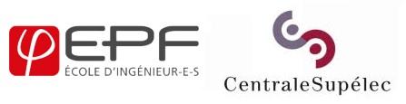CentraleSupélec et l'EPF-Ecole d'ingénieur-e-s lancent un cursus bi-diplômant pour les élèves ingénieurs de l'EPF
