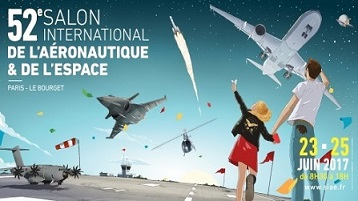 52 me salon du bourget du 19 au 25 juin 2017 - Salon aeronautique du bourget ...
