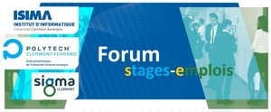 Isima : Forum stage emplois