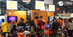 Les Jeux vidéo de l'IIM s'exposent à Paris Games Week et IndieCade Europe