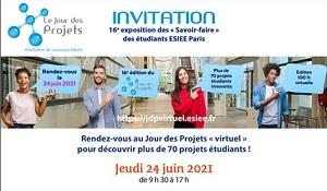 ESIEE Paris - Jour des projets