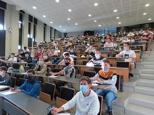 CY Tech campus de Pau