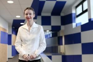 Cécile Pagnoux, nouvelle directrice de l'ENSCI