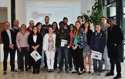 Laureats et jury ENSTA Bretagne concours eportfolio 2015