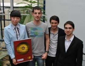 Gagnants Ensta Bretagne - Iscom