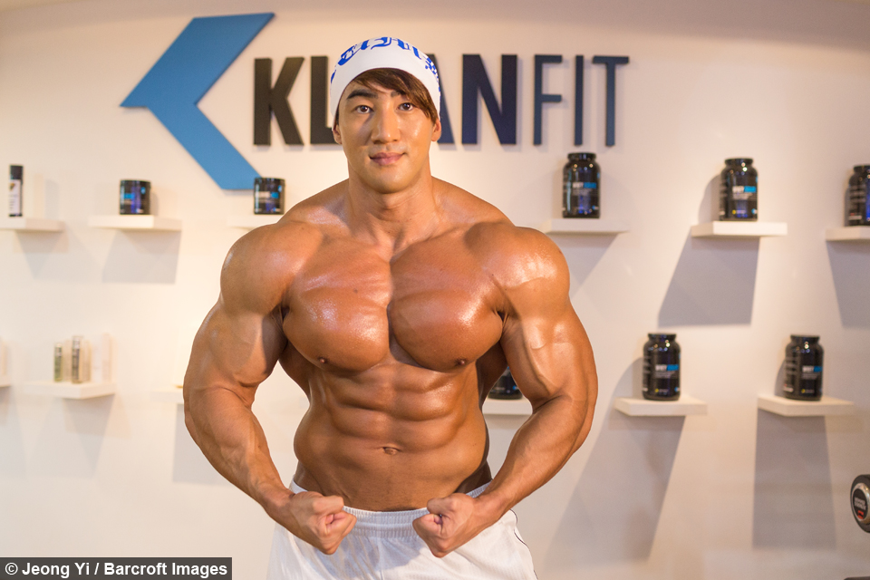The real workout asian