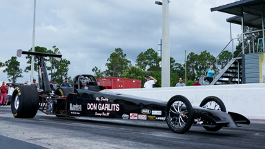 87-Year-Old Attempts 186mph Electric Dragster Record